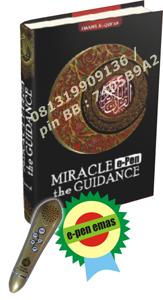 Miracle The Giudance + Epen Emas 1