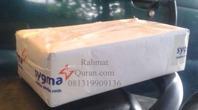 pengiriman-al-Quran