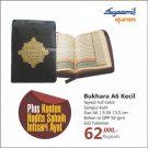 Al Quran Terjemah Tajwid Syaamil Bukhara A6 Resleting