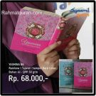 Al-Qur'an Terjemah Syaamil YASMINA B6 HC