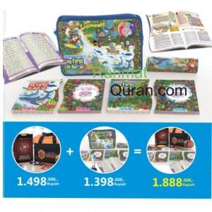 Al Quran Syaamil Paket Family Smile