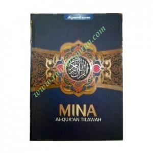 Al-Qur'an Non terjemah Syaamil Mina A4 HC