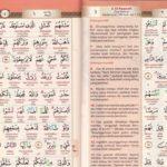 Al Quran Perkata Tajwid Latin Asy-Syifa A4